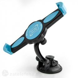 Универсална стойка за кола за таблети с размери до 7 инча - цвят син