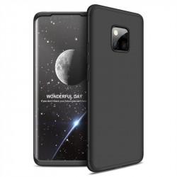 Цялостен гръб за Huawei Mate 20 Pro - черен