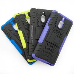 Двупластов гръб със стойка за Nokia 2.1