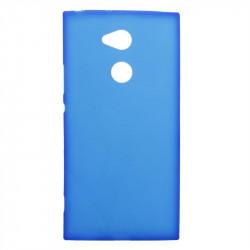 Силиконов гръб за Sony Xperia XA2 Ultra - тъмно син
