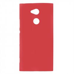Силиконов гръб за Sony Xperia XA2 Ultra - червен