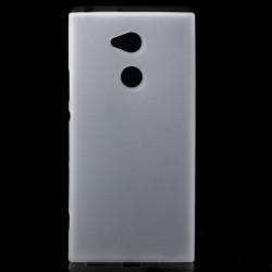 Силиконов гръб за Sony Xperia XA2 Ultra - бял