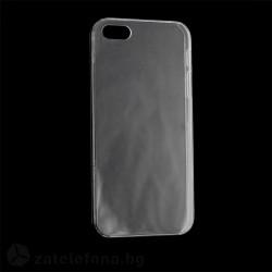 Прозрачен пластмасов калъф за iPhone 5