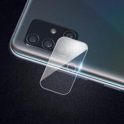 Удароустойчив стъклен протектор за камера за Samsung Galaxy A71